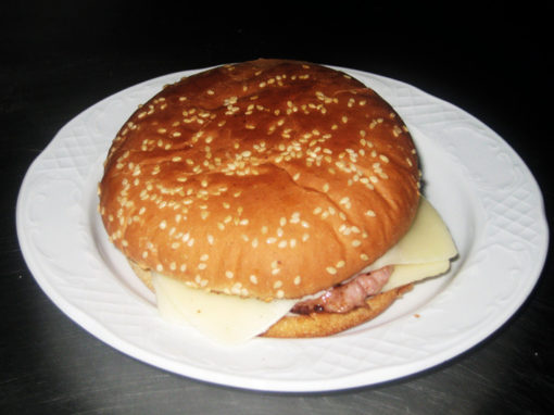 HAMBURGUESA NORMAL
