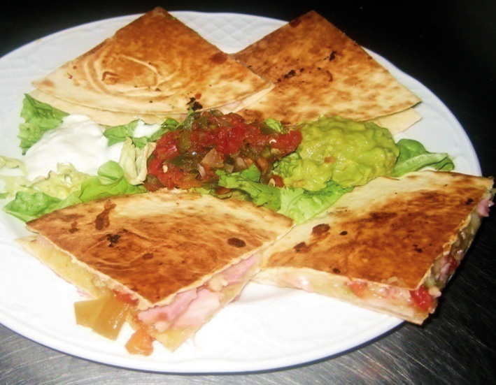 QUESADiLLA NORMAL