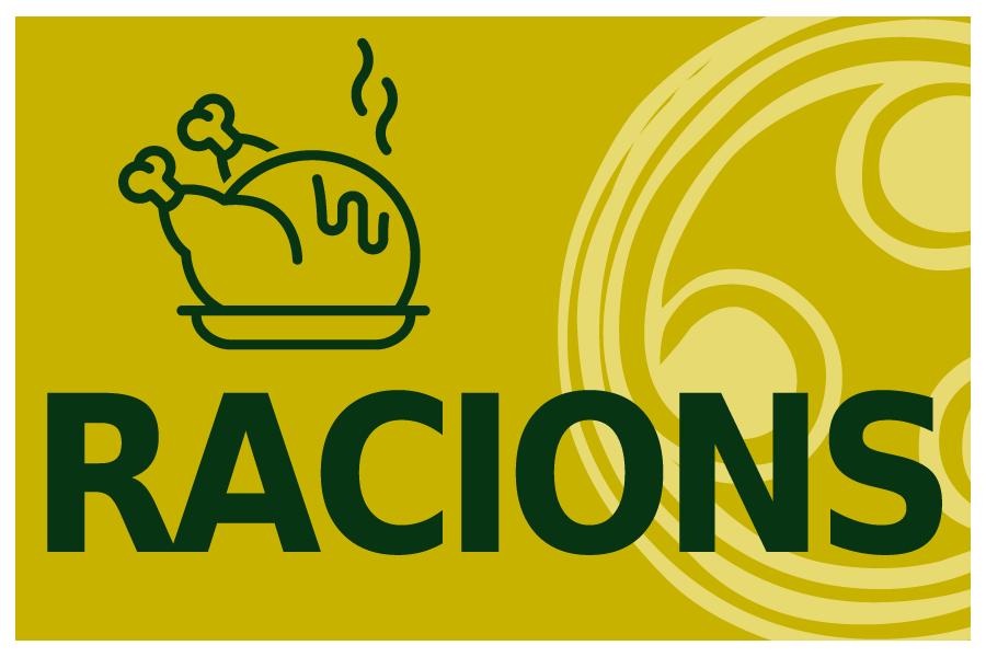 RACiONES
